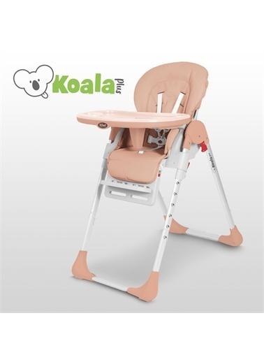 Kiwi Koala All in One Katlanır Tekerlekli Mama Sandalyesi Somon